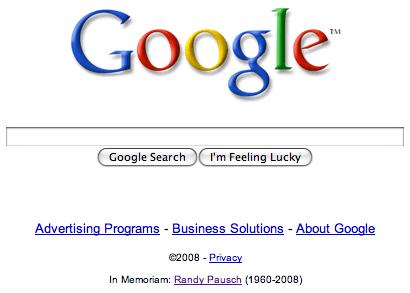 Thank You, Google
