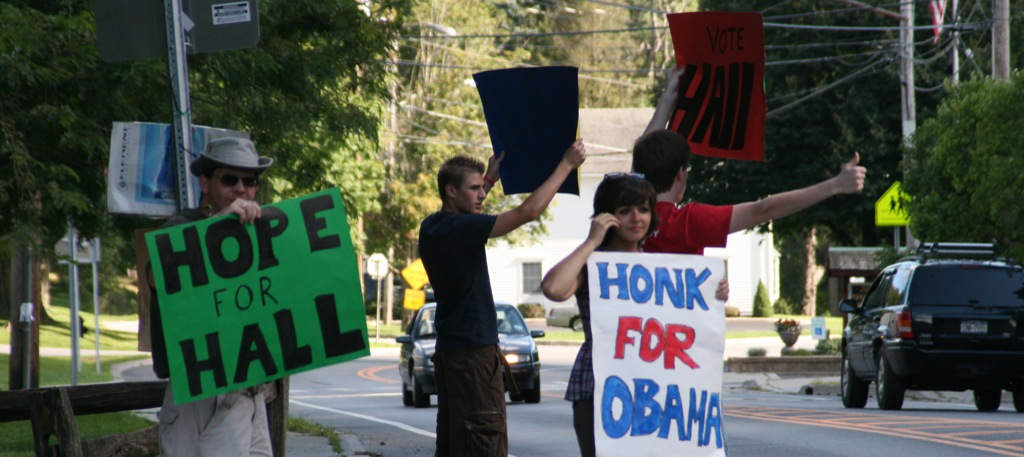 Honk For Obama